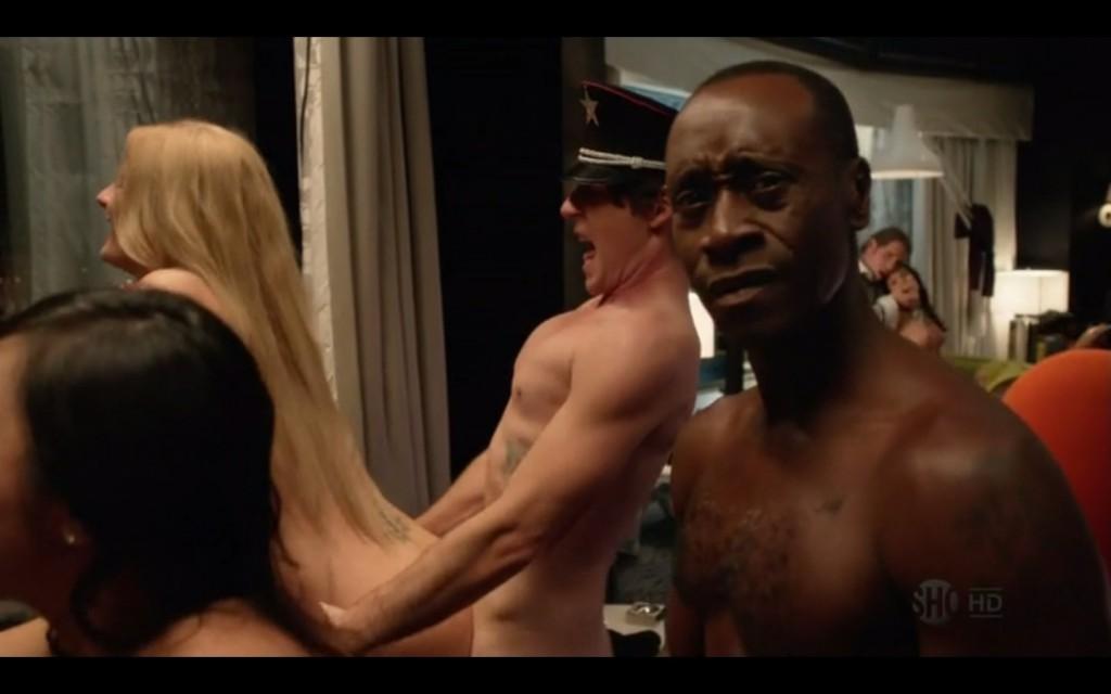 Don Cheadle Nude Scene