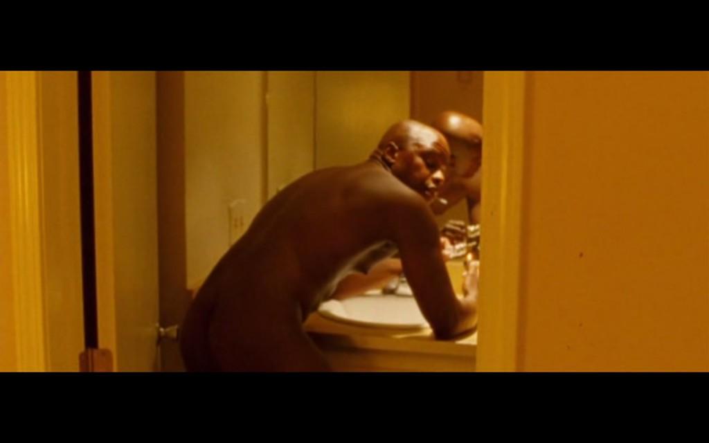 Edrick Browne Naked Scene