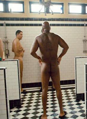 Ving Rhames Naked