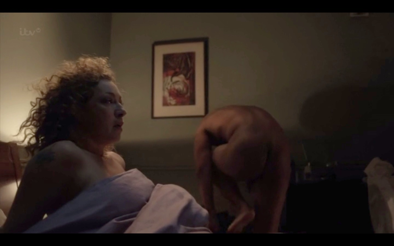 Black male celebrity nude scene mine