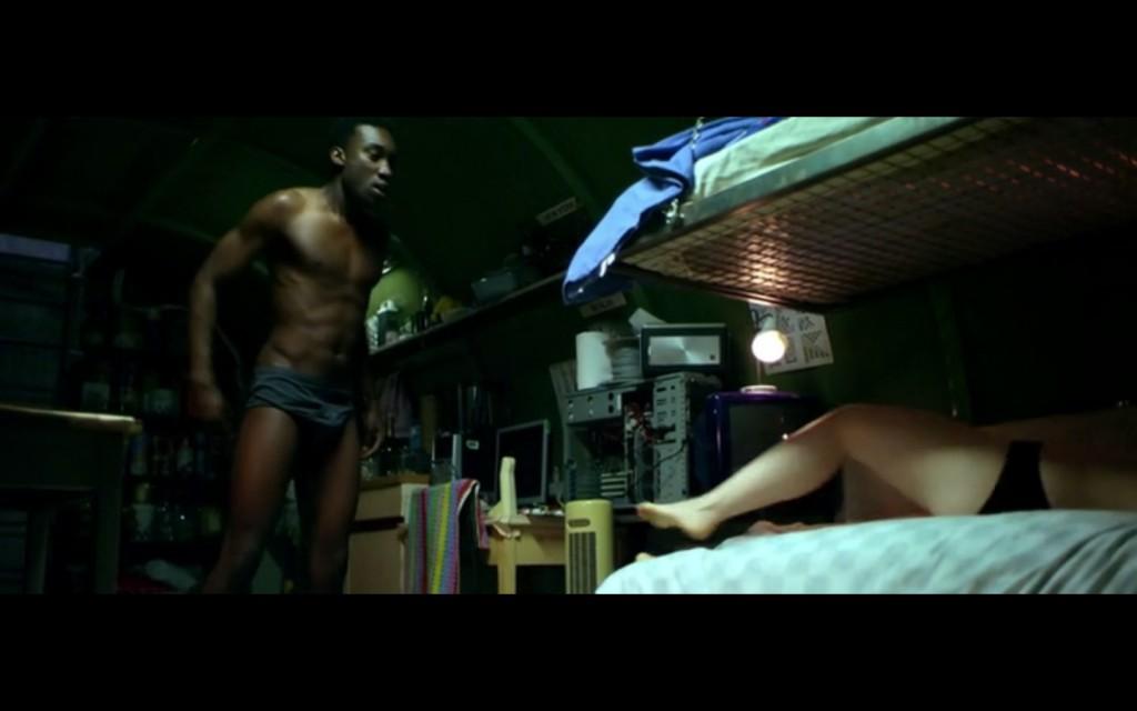 Nathan Stewart Jarrett in Underwear