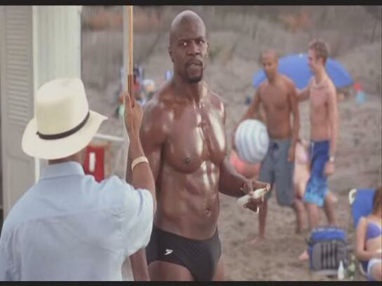 celebrities naked Terry crews male