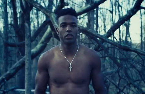 Nude Luke James
