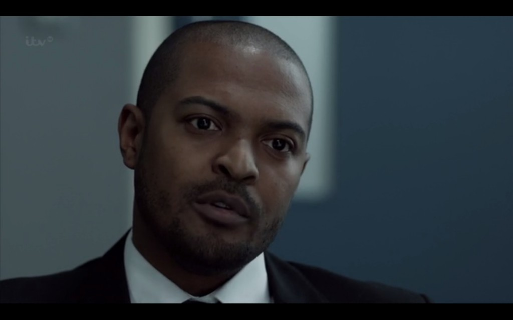 Noel Clarke Gets Naked in The Anomaly