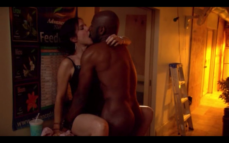 Black Actor Romany Malco Nude