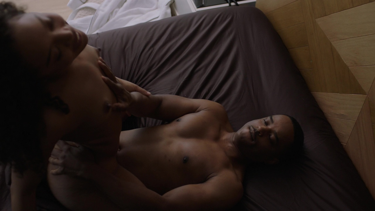 Larenz Tate naked in Power