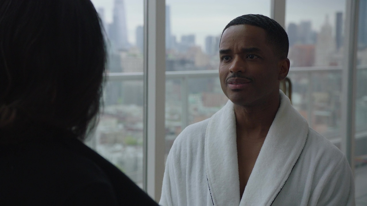 Larenz Tate nude in Power